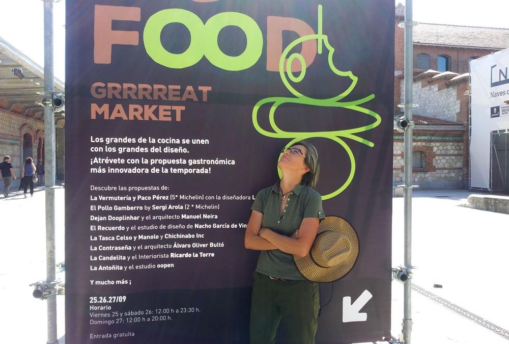 Big Food: Mucho postureo en el Matadero de Madrid