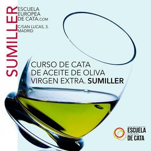 NIVEL Sumiller del AOVE. Sumillería y Maridaje gastronómico