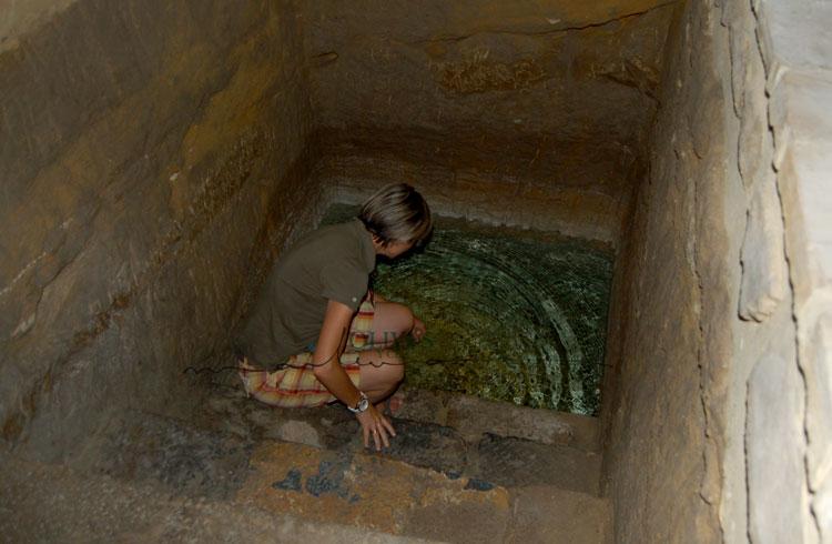 Sinagoga del Agua en Úbeda: Fuerza y misterio entre un mar de olivos