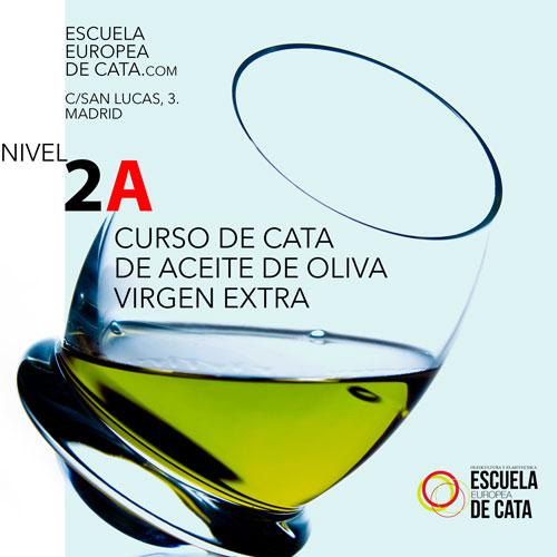 NIVEL 2A. Curso de Cata del aceite