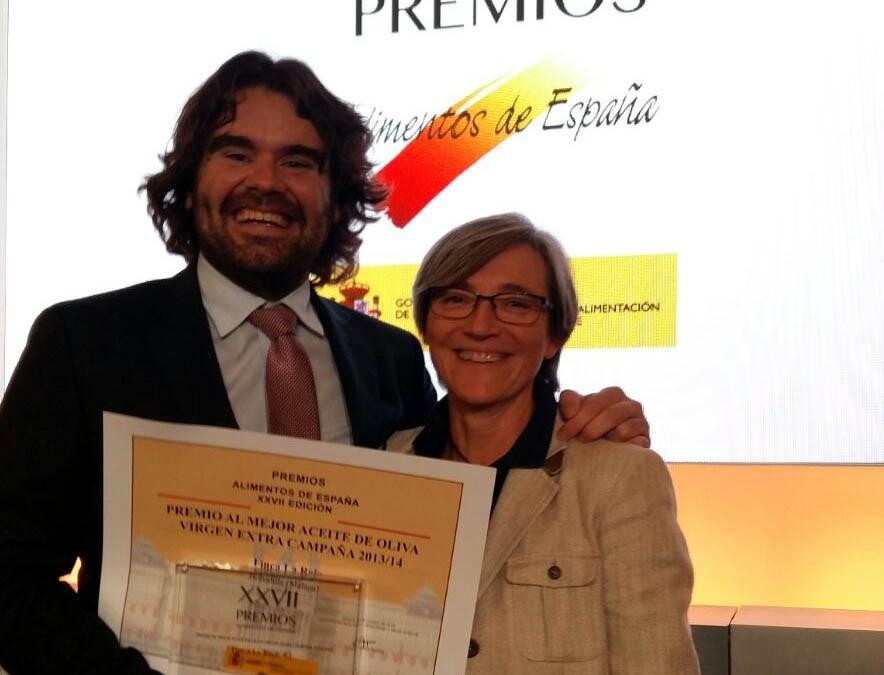 XXVII Premios Alimentos de España: Cocinero a tu cocina